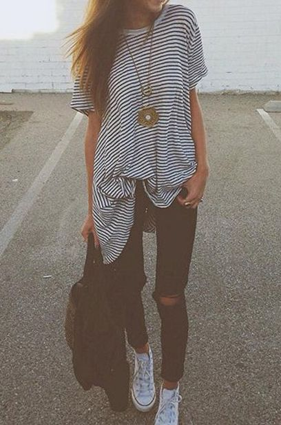 stripes #fashion #style #clothing