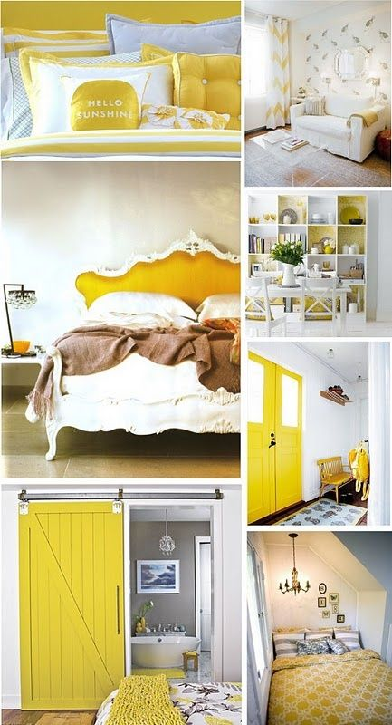 #StyleWithPassion.no loves it! #Yellow Decor