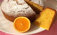 Orange Blender Cake Recipe - Kids cooking
