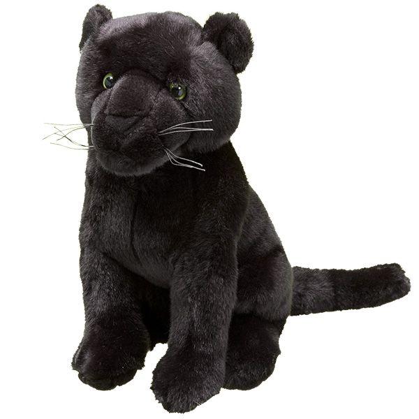 Adopt A Black Jaguar Symbolic Animal Adoptions From Wwf Pet Adoption Black Jaguar Plush Animals