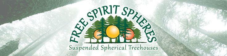 Free Spirit Spheres tree houses