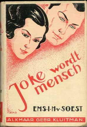 """Joke wordt mensch. Meisjesroman uit Indië (1936). Joke van Waanderen is achttien jaar en zoals ze in haar dagboek schrijft, """"in alle opzichten een meisje van mijn tijd"""". Maar ze is kinderlijker, wat haar ouders met zorg vervult. In het gezin is ze onrustig. Daarom stuurt haar moeder Joke uit logeren, naar een vriendin van haar in Soerabaja, waar een ander meisje is, Dolly genaamd."""
