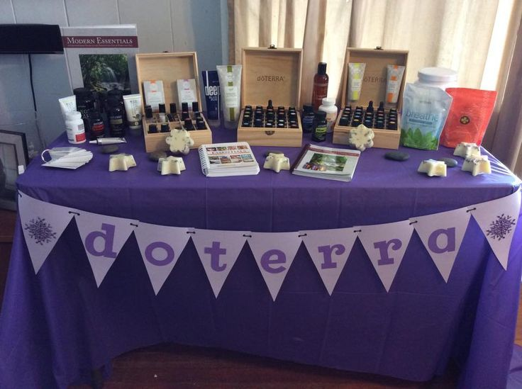 Doterra booth ideas google search business pinterest for Craft supply trade shows