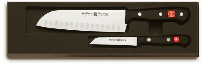 Wusthof Gourmet 2 Piece Asian Knife Set on sale Free Shipping US48