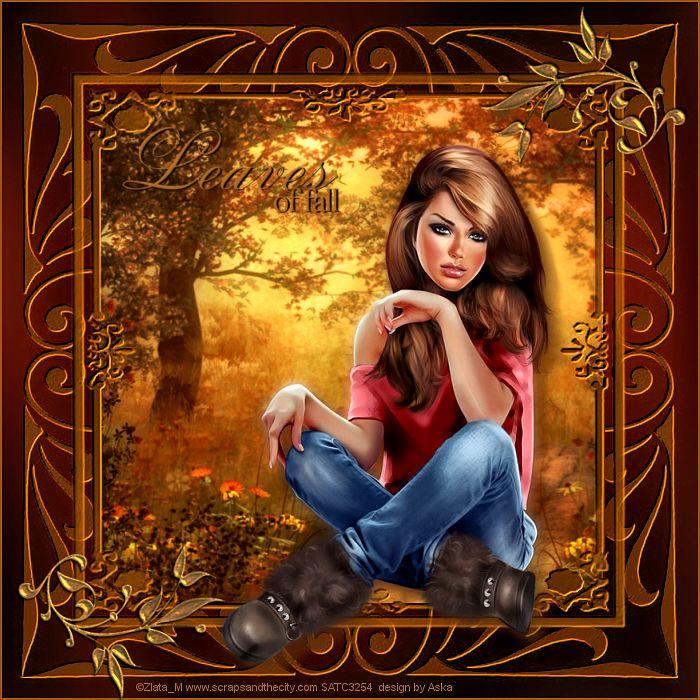 Leaves of fall by miniaska on DeviantArt