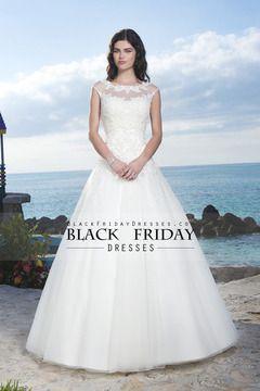 2014 boda cariño vestido con la chaqueta desmontable Línea Corte tul cola USD 229.99 BFPKK6L34D - BlackFridayDresses.com