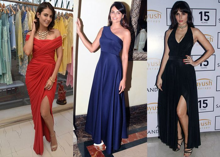 "Bigg Boss Contestants Reveal Their Beauty In Sexy Cocktail Dresses   One of the most popular amongst these is ""Bigg Boss"", which will soon be airing its season 10 on Colors TV Channel. many of the divas from season 9 have been spotted in sexy evening cocktail dresses for women on various occasions. https://www.lurap.com/women/dress/cocktail-dresses.dresses for women: https://www.lurap.com/women/dress"