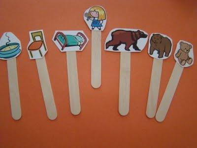 goldilock and the three bears