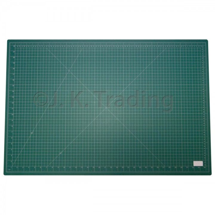 Metric and imperial cutting mat JK Trading various sizes
