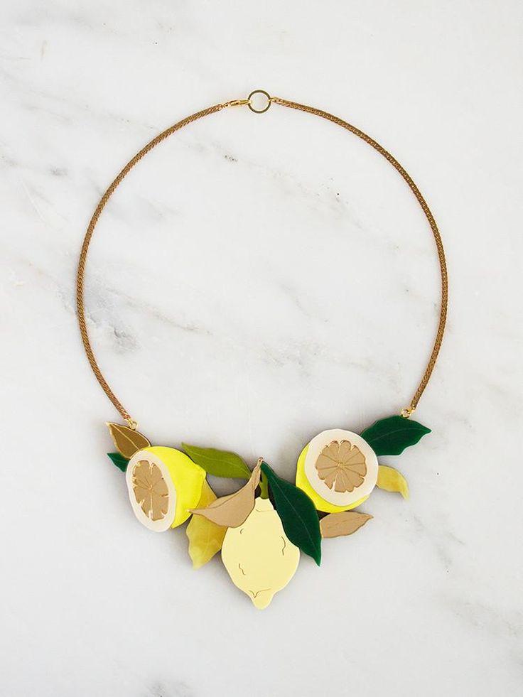 Lemon Grove Necklace