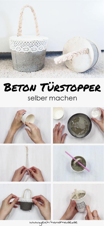 78 best Deko mit Gips,Beton und Ton images on Pinterest Blog - dekoration küche selber machen