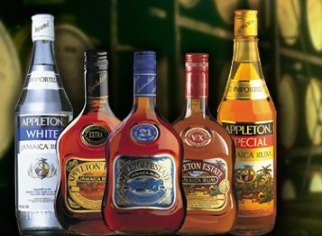 Appleton Jamaican Rum... You haven't drunk until you've had this!
