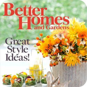 1000 Images About Better Homes And Gardens Magazine Covers On Pinterest Gardens Real Estate