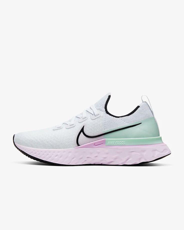 Nike React Infinity Run Flyknit Women's Running Shoe. Nike.com ...