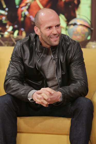 #JasonStatham makes an appearance on the set of Univision's 'Despierta America' to promote the movie 'Homefront' at #Univision Headquarters on Nov 1, 2013 in #Miami  http://celebhotspots.com/hotspot/?hotspotid=31004&next=1