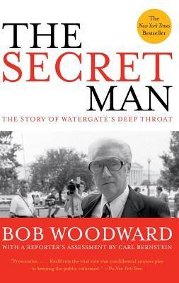 Bob Woodward   PHOTO: Bob Woodward wax figure on display