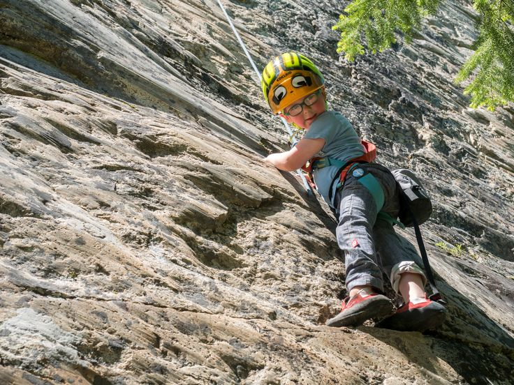 A Beginner's Guide to Learning How to Rock Climb with Kids – Backwoods Mama