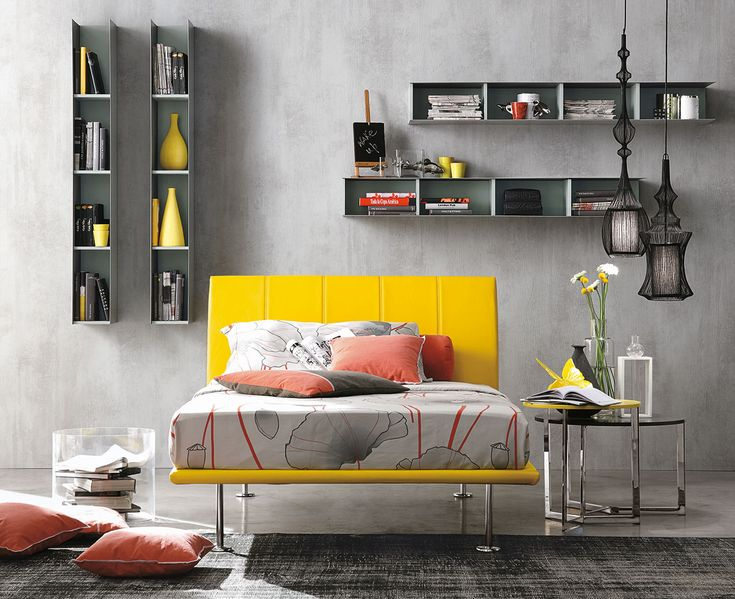 #letto per camerette modello Seven | gruppotomasella.it