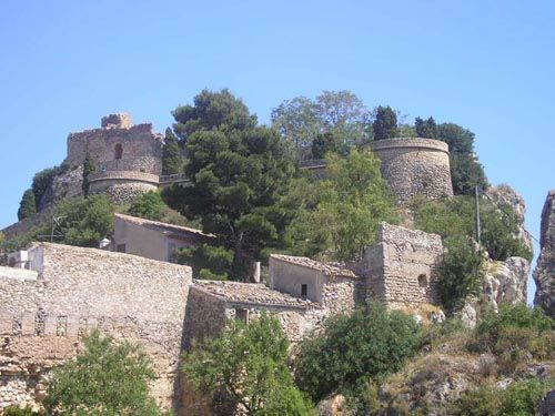 CASTELL DE GUADALEST ( ALICANTE )