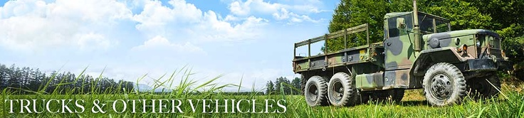 Trucks and Other Vehicles for Auction for Sale - Government Liquidation