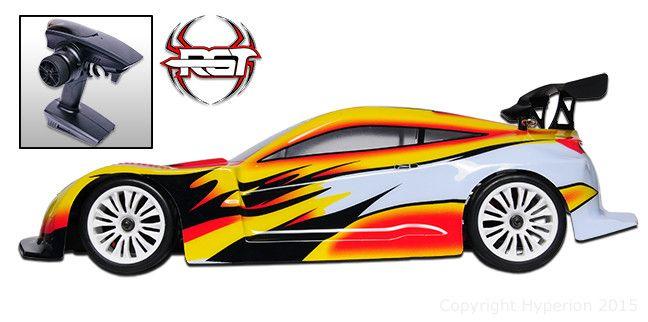 R2 Touring スペシャルエディション Red 1/10 RTR (バッテリー無し) #RGT #RC #ラジコンカー #クリスマス #プレゼント