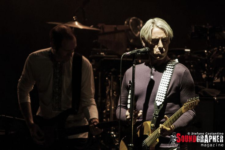 PAUL WELLER http://www.soundgrapher.com/photolive-paul-weller-roma-09072015/
