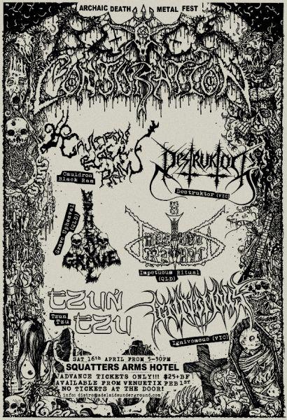 metal poster