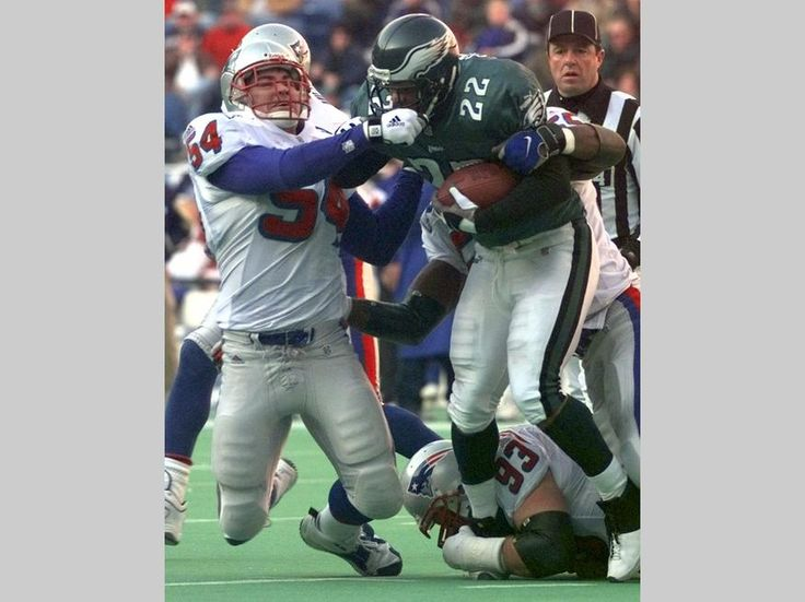 12/19/99..Memorable Moments: Patriots-Eagles, presented by Empower | New England Patriots