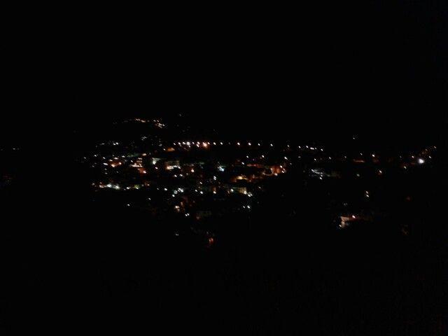 Palinuro by night