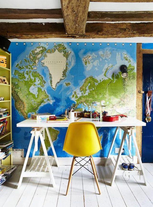 Une ferme colorée dans le Kent (via Bloglovin.com )