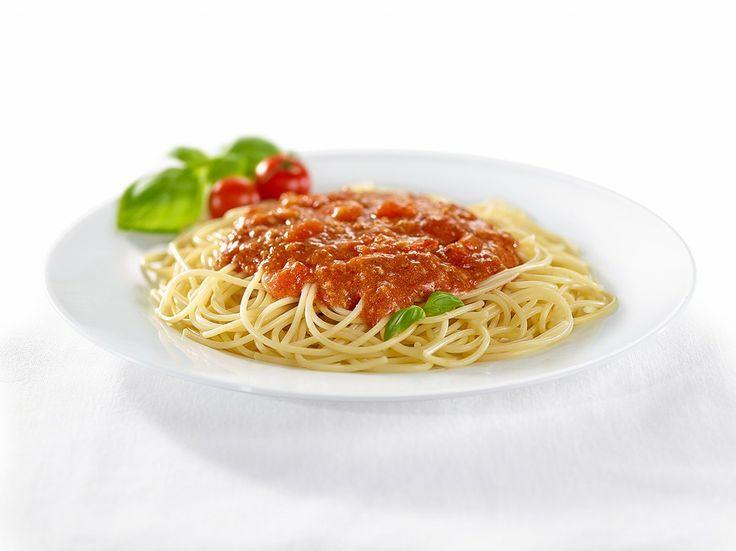 Spaghetti z sosem bolońskim - U Jedrusia