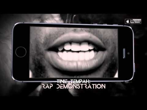 Tinie Tempah: Rap Demonstration App Trailer - YouTube