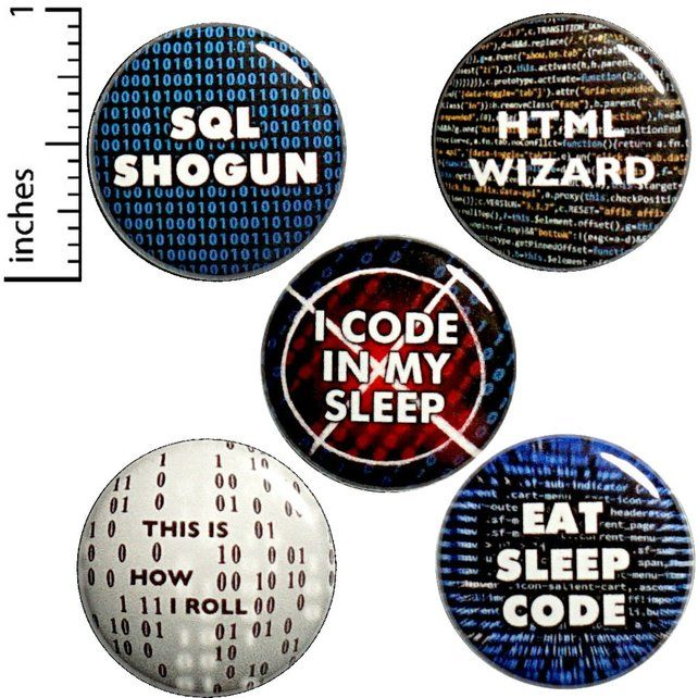 Image 0 Funny Buttons Funny Pinback Button Tech Humor