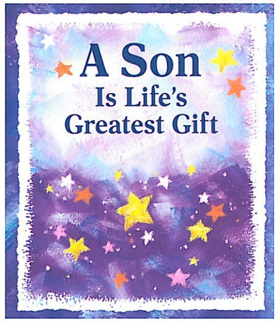 son birthday cards – Birthday Greeting for Son