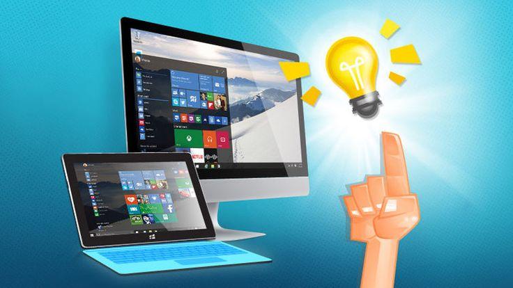 Ça y est : Windows 10 est sorti. Pour mieux vous y retrouver, voici une série de trucs et astuces dédiés au nouvel OS de Microsoft. De quoi garder vos repères, tout en profitant à 100% des nombreuses innovations du système d'exploitation.