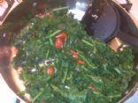 Kale with tomatoes & garlic   Vegan   Pinterest