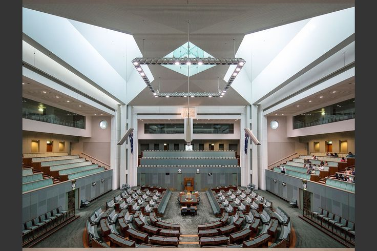 Parliament House Canberra | House of Representatives Chamber