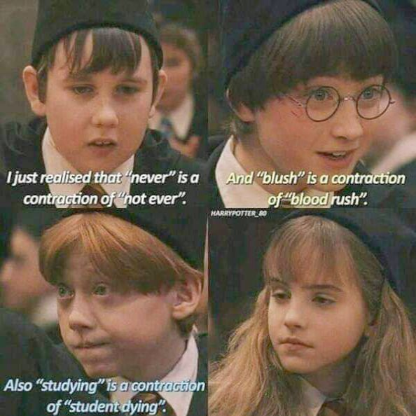 Harry Potter Characters Ron Little Harry Potter Movies Earnings Enough Harry Potter Mu Funny Harry Potter Jokes Harry Potter Memes Hilarious Harry Potter Memes
