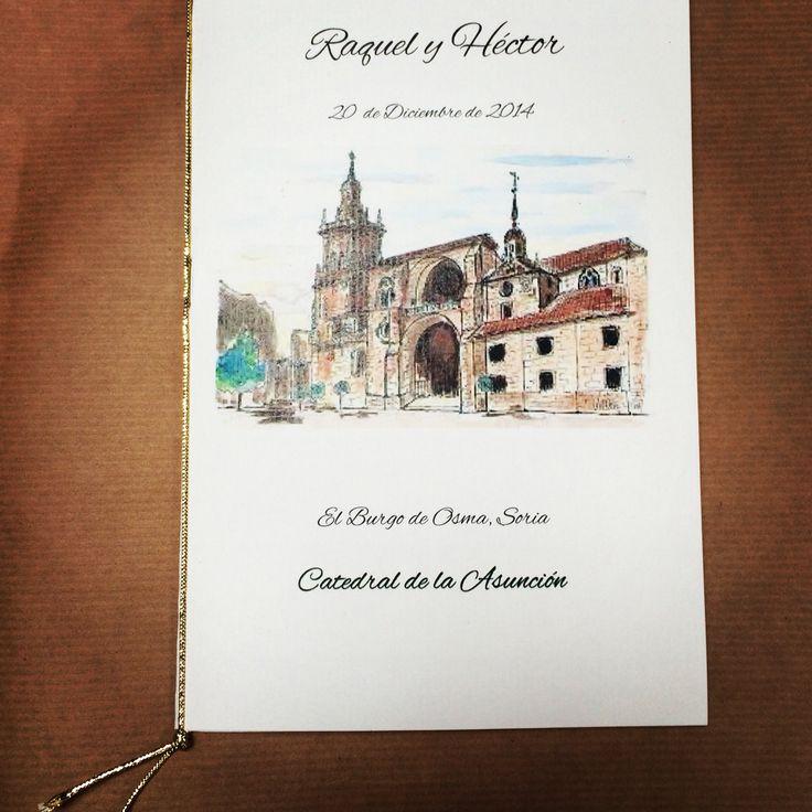 #misal #guion #ceremonia #boda #wedding