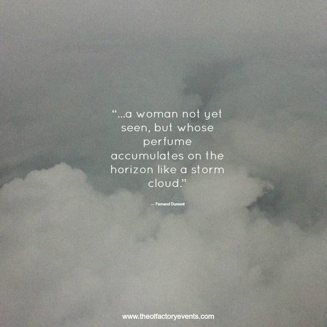 #Perfume quote. Dumont