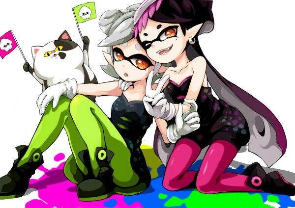 Marie & Callie | Splatoon