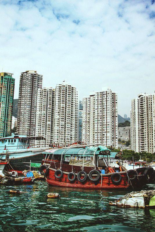 Aberdeen - Hong Kong