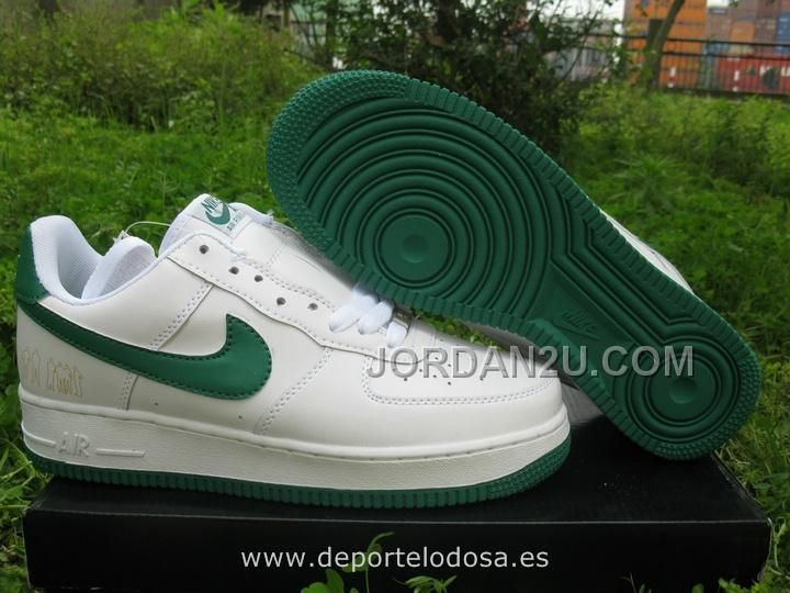 brand new e41a2 5f768 ... Buy Nike Lunar Force 1 Low Hombre Blanco Vert (Nike Air Force One Low)  ...
