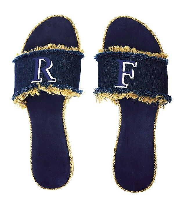 Sandals, £185, Rae Feather, raefeather.com
