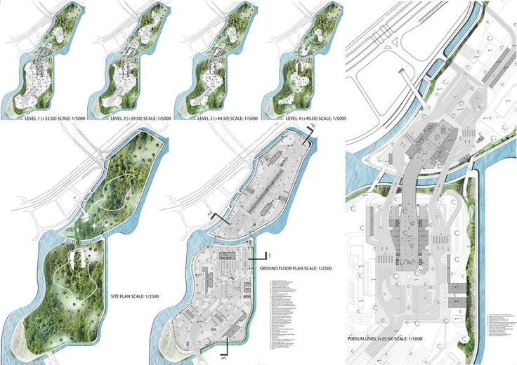 International Design Ideas Competition Entry / AETER Architects