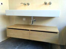 Kastje voor onder de wastafel. awesome best ikea wasbak badkamer