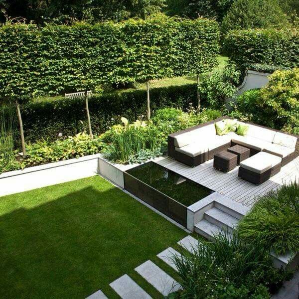 Unique Landform Consultants St Margarets Contemporary Garden design Ideal for the garden of the house Id like to fix up Gardening Life