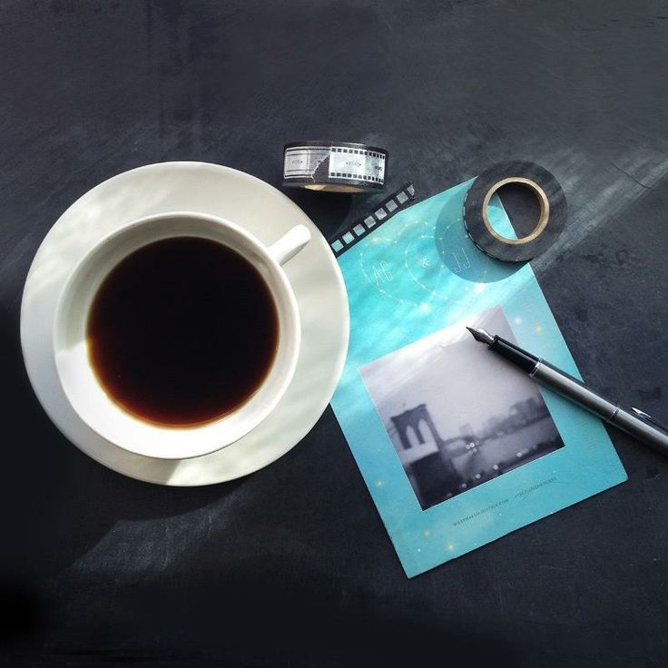 coffee and tiffany