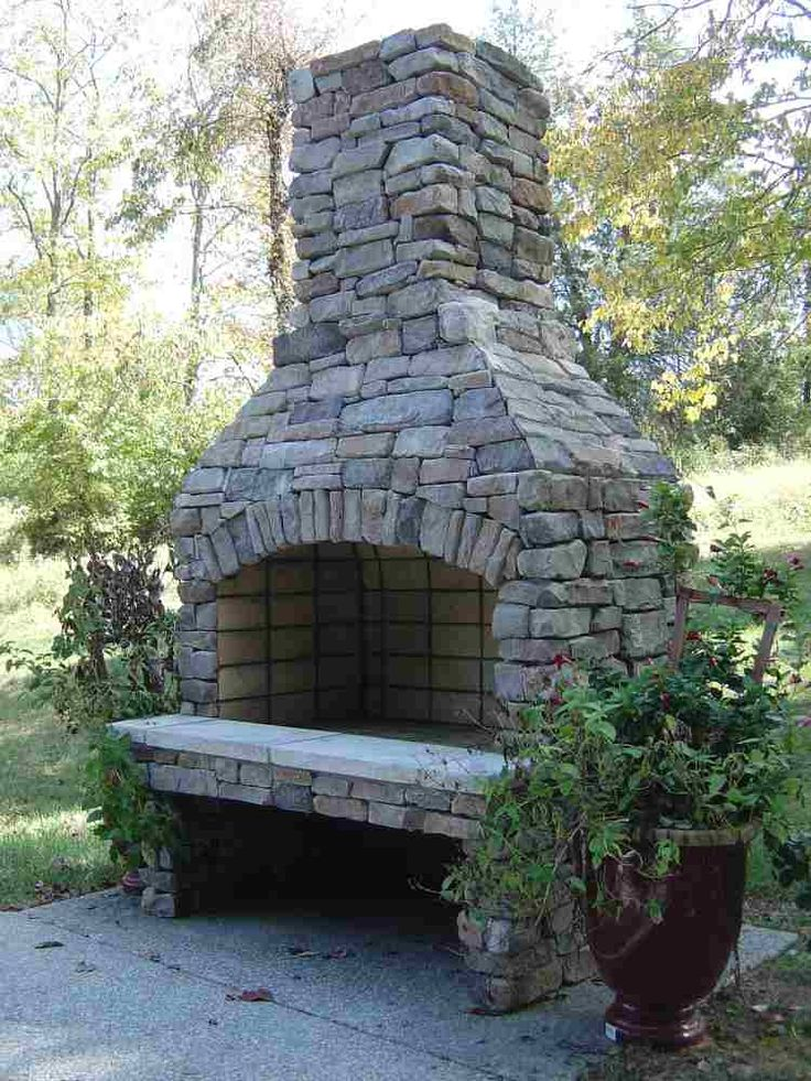 The 25 Best Fireplace Kits Ideas On Pinterest Outdoor Fireplace Kits Backyard Fireplace And