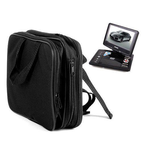 Voiture Appui-tête Support et Housse de Transport Sacoche Protection Pour 9″- 9.8″ DVD Lecteur Portable: Dans l'emballage: 1x Housse pour…